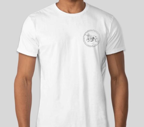 Leo T-Shirt with Pyrite Bracelet