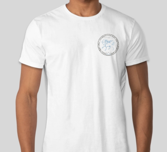 Sagittarius T-Shirt with Citrine Bracelet