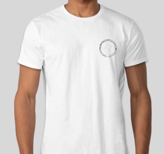 Gemini T-Shirt with Tiger's Eye Bracelet